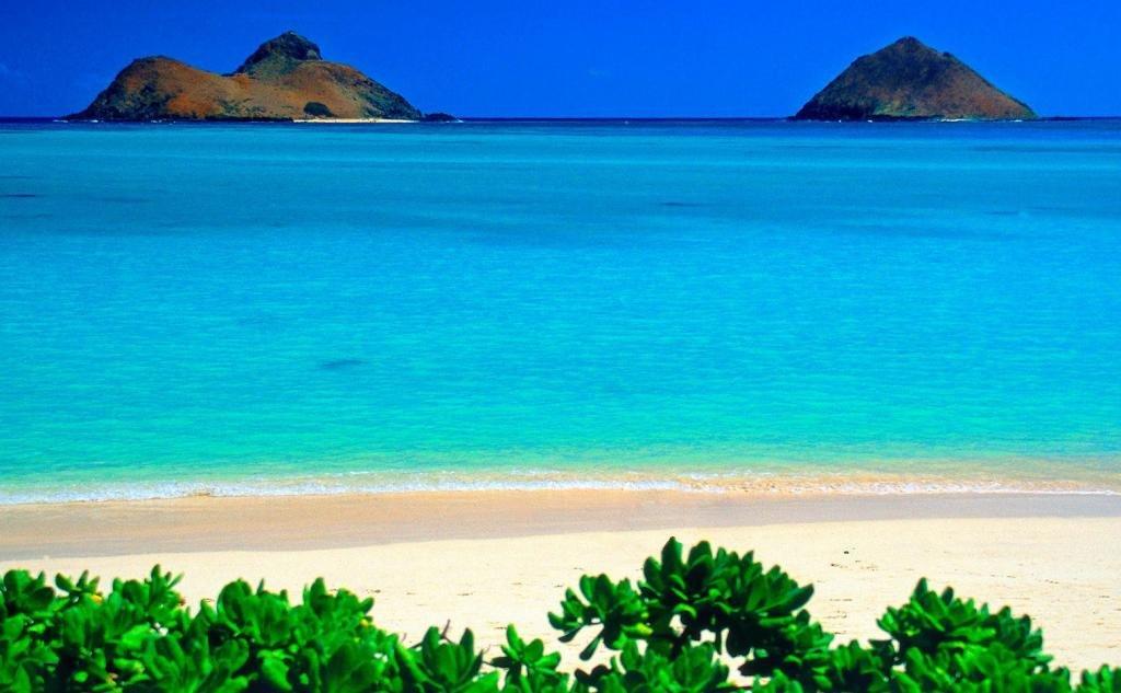 Гавайи, пляж