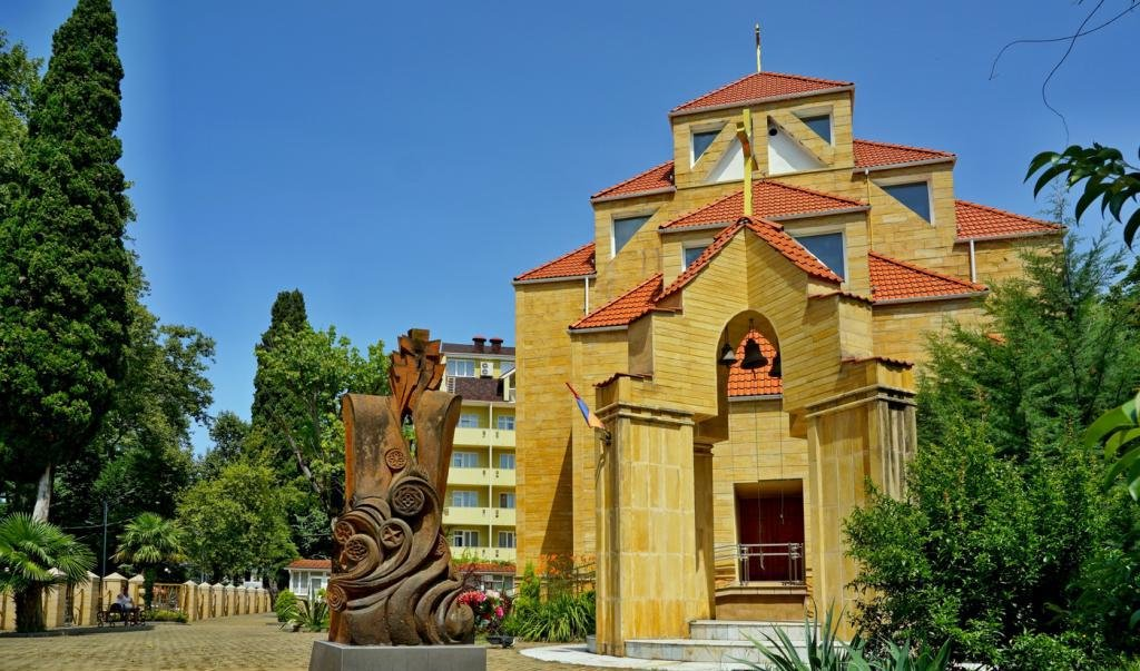 Армянская церковь адлер
