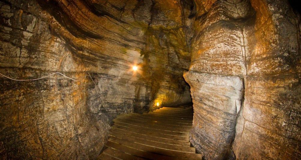 Ахтыршская пещера