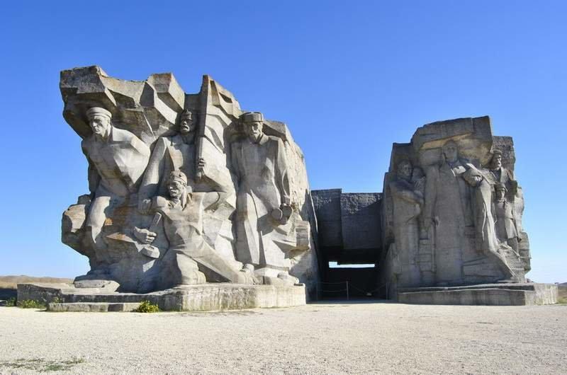 аджимускайские каменоломни