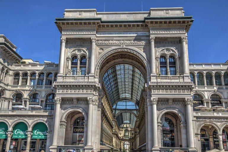 Где делать покупки в Милане