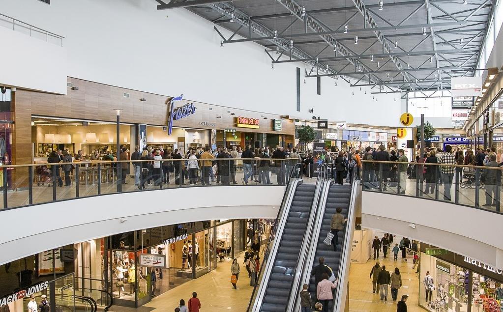 финский торговый центр
