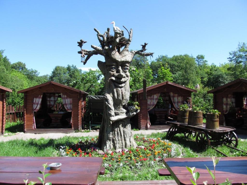 Парк имени Бабушкина