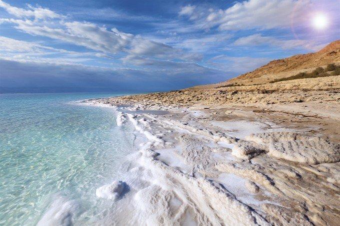 Соленость морской воды