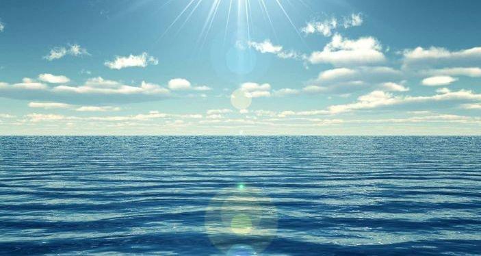 Испарение воды на солнце