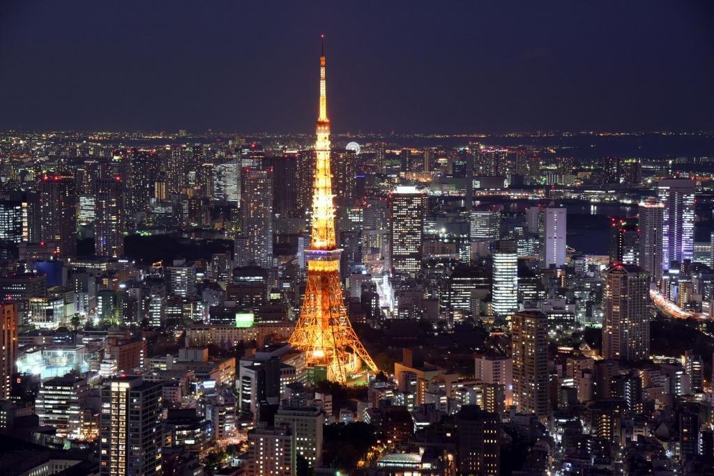 Токийская башня