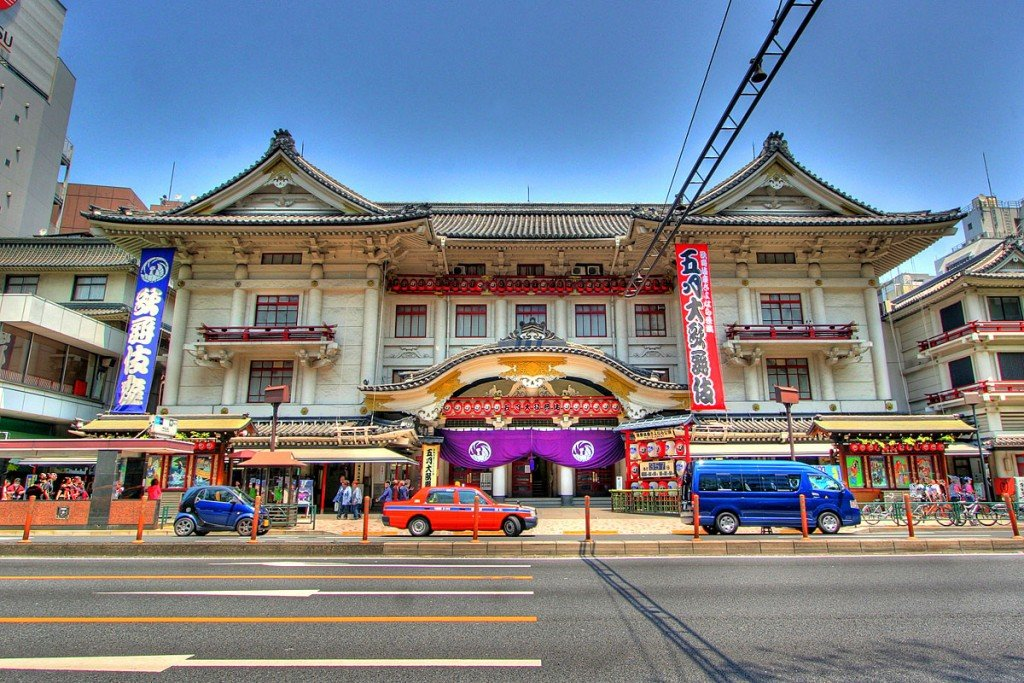 Театры Японии