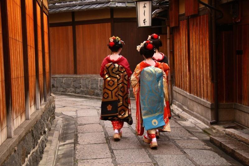 Традиционная Япония