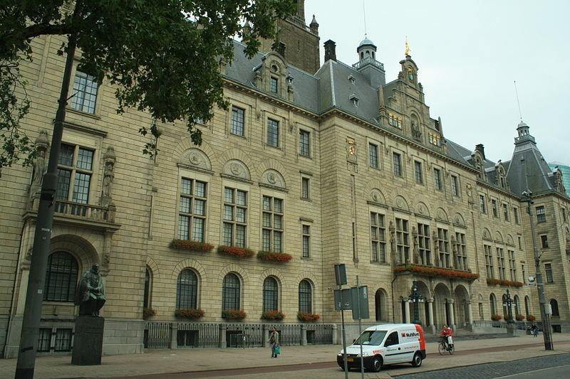 Ратуша в Роттердаме