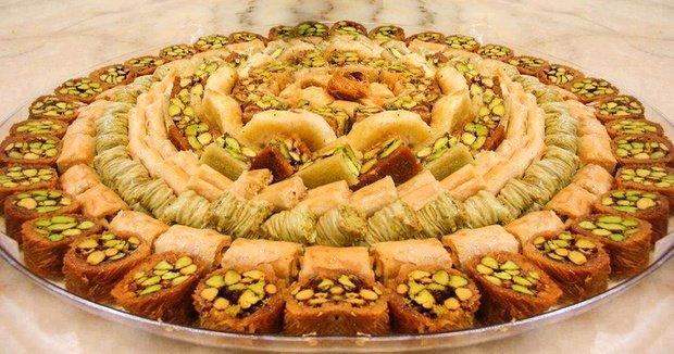 Сладости из ОАЭ