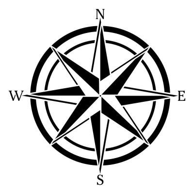 Куда указывает стрелка компаса: особенности и интересные факты