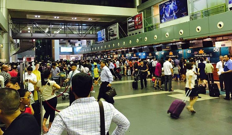 Аэропорт в Хошимине