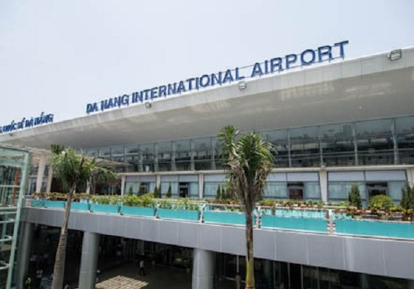 Дананг, аэропорт Вьетнама