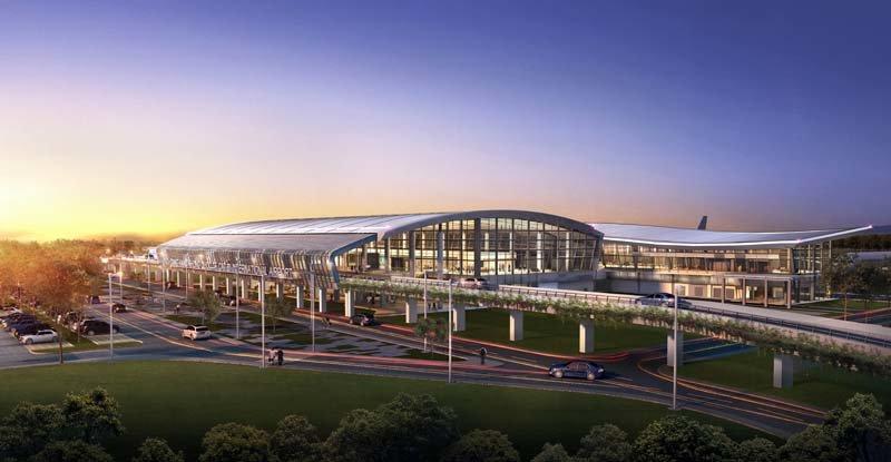Международные аэропорты Вьетнама