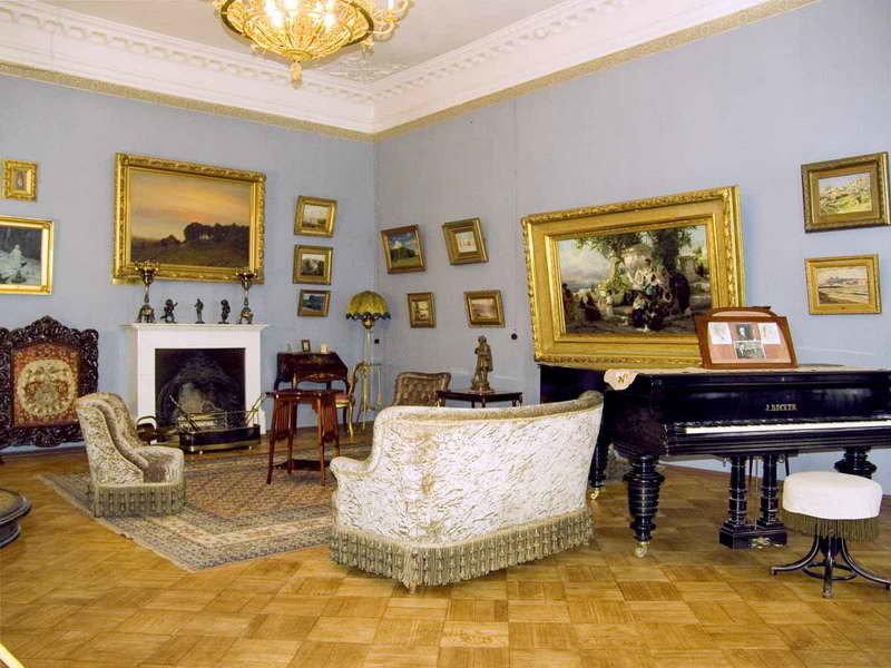 Музей И. П. Павлова в городе Рязань