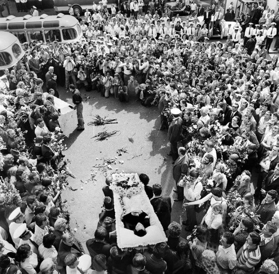 Похороны Владимира Высоцкого