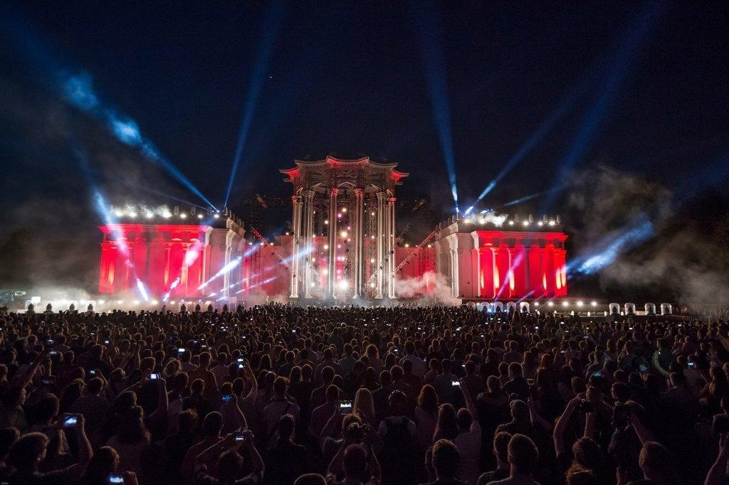 Фестивали в Москве летом