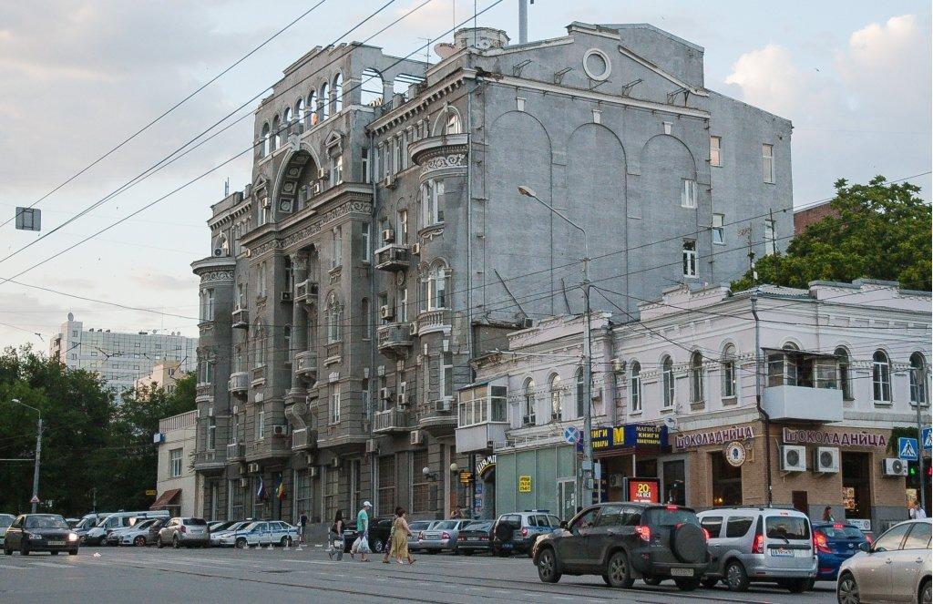доходный дом Чирикова