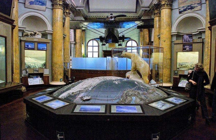 современные музеи спб