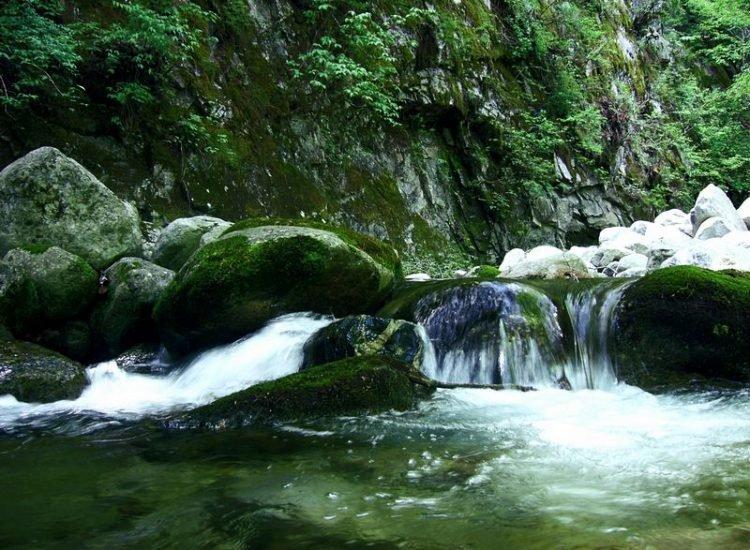 национальный парк в хэйхэ
