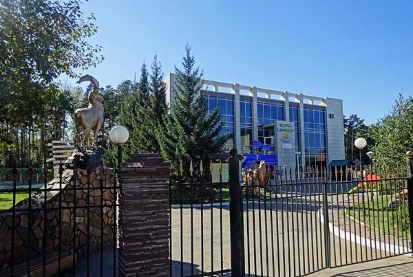 музей природы в Боровом