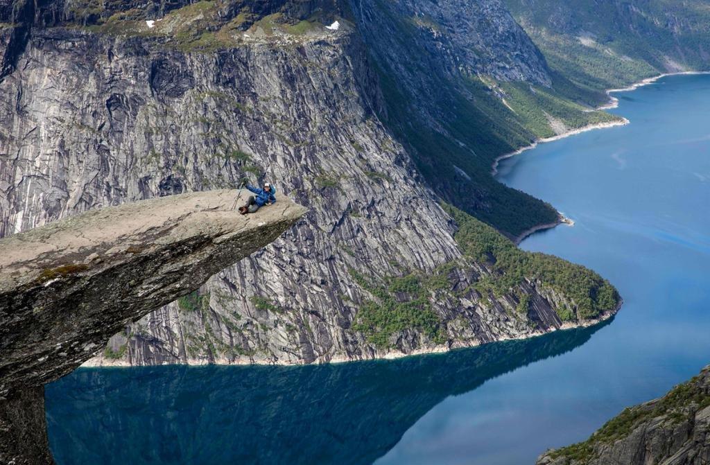 в норвегии открывается душа