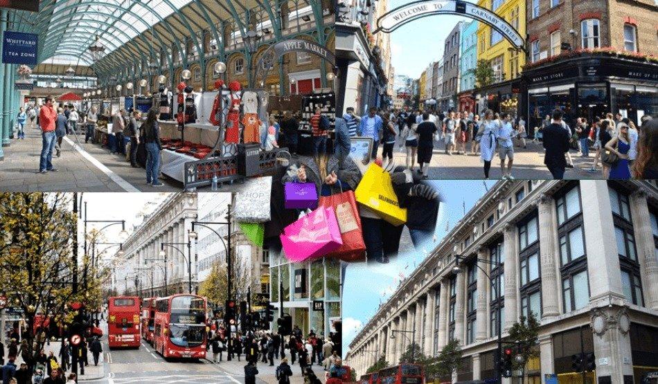 Что купить в Лондоне