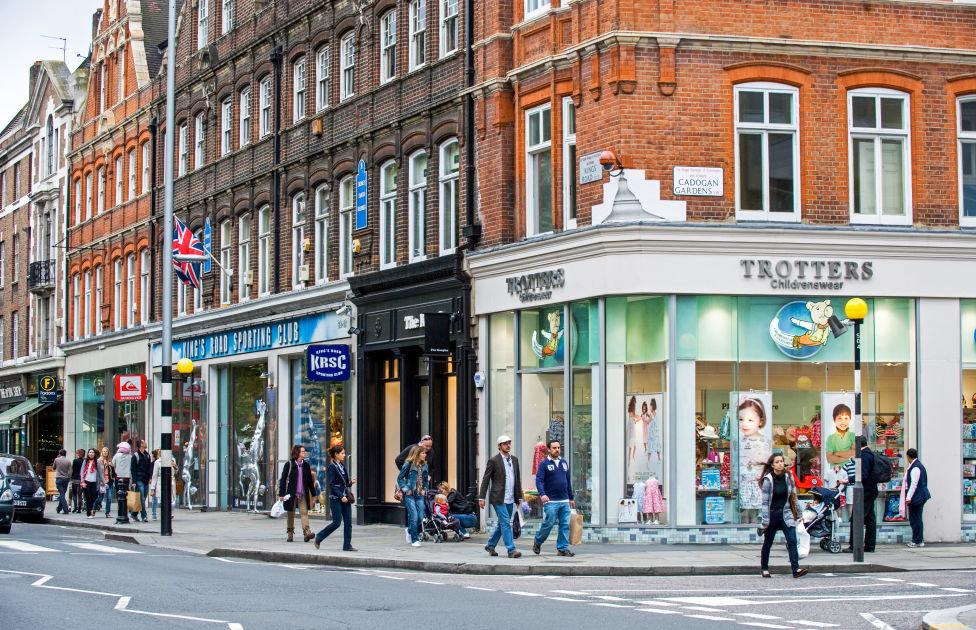Шоппинг в Лондоне: отзывы