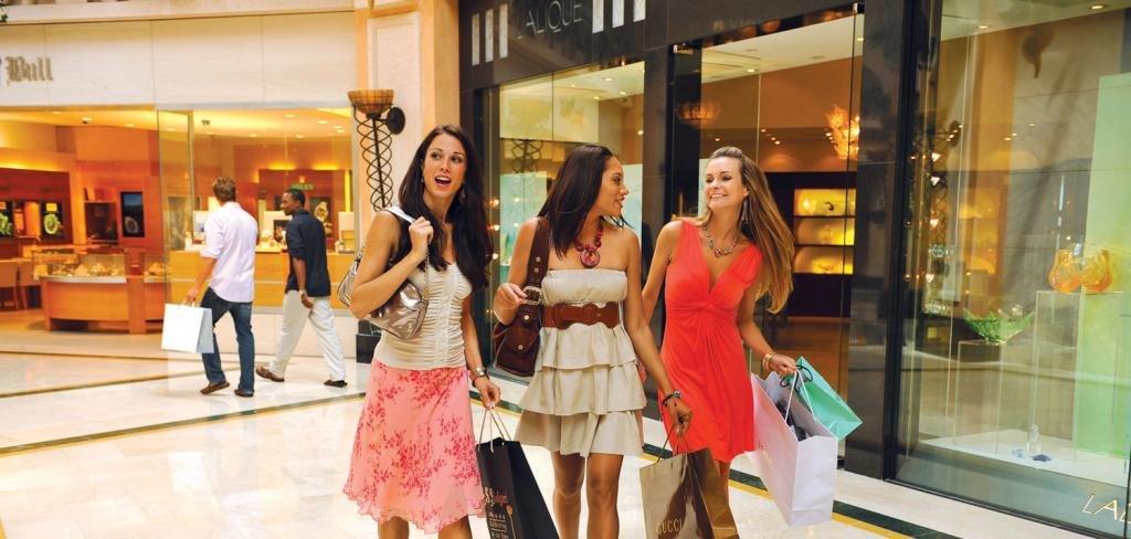 Места для шоппинга в Лондоне