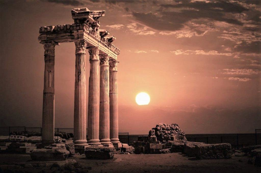 Храм, посвященный Аполлону