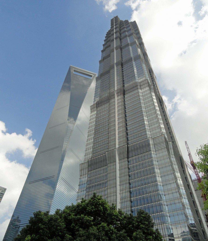 небоскреб Цзинь Мао