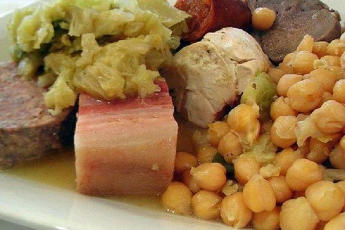мясо в испании