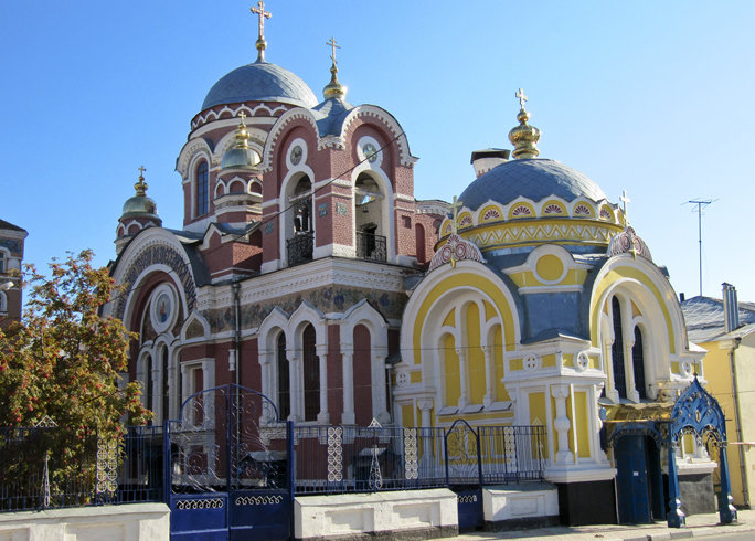 Великокняжеская церковь