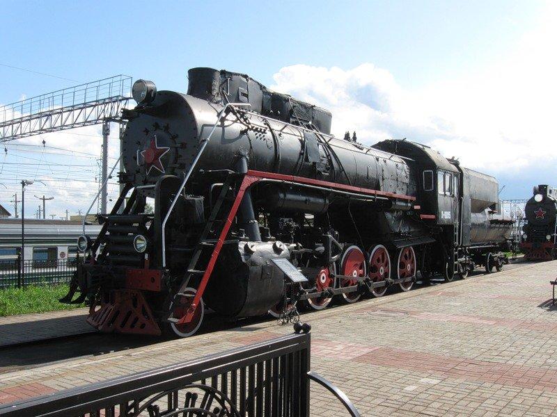 Челябинский железнодорожный музей
