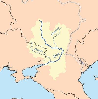 Откуда берет начало река Дон? Описание и особенности реки