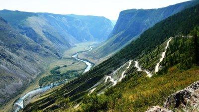 На Алтай летом на автомобиле: где отдохнуть и куда поехать