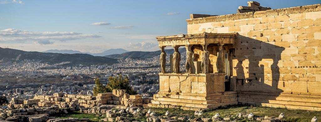 Первый раз в Грецию куда лучше поехать