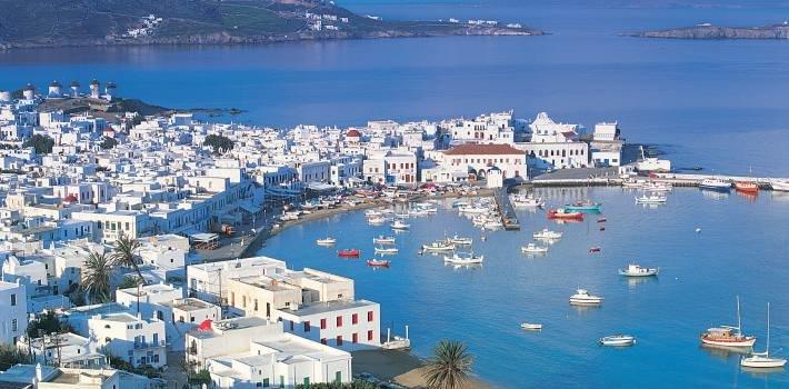 Греция куда поехать отдыхать в первый раз