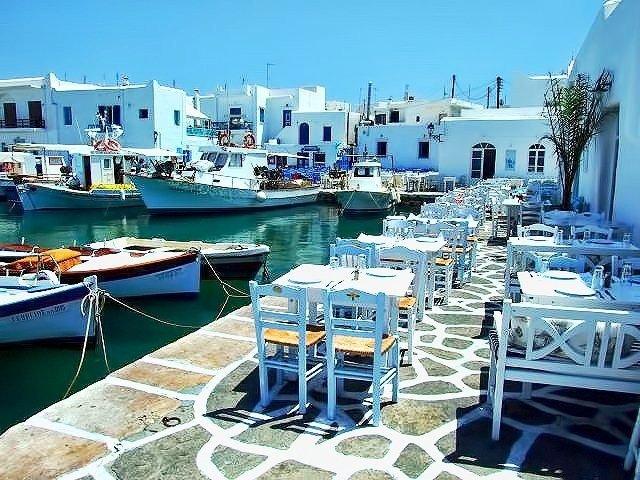 Куда поехать в Грецию впервые