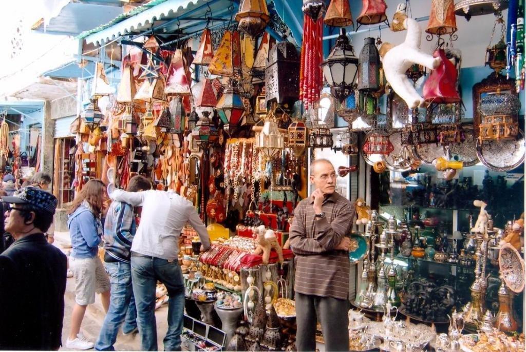 Покупки в Тунисе