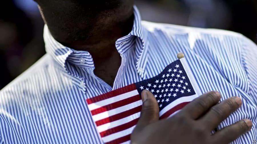 Оформление американской визы