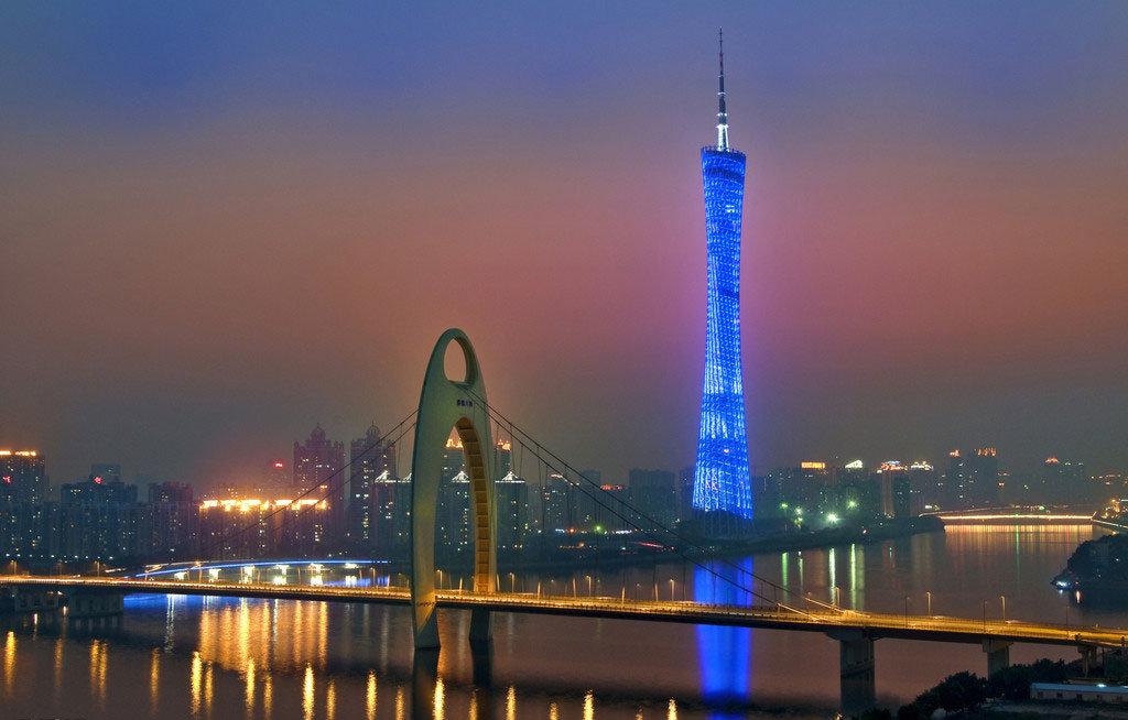 куда пойти в Гуанчжоу дневные и ночные развлечения