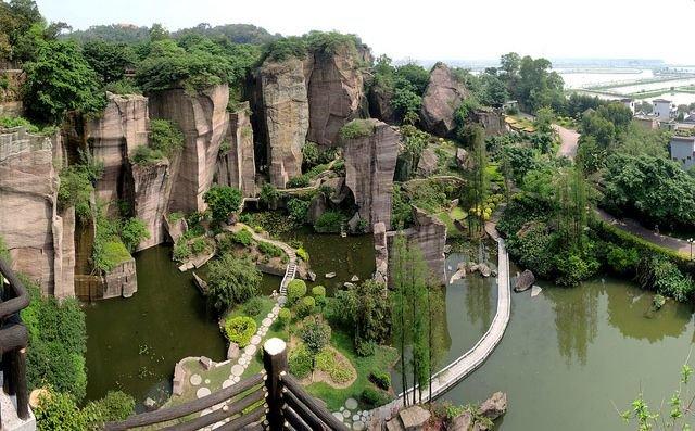 популярные достопримечательности Гуанчжоу Китай