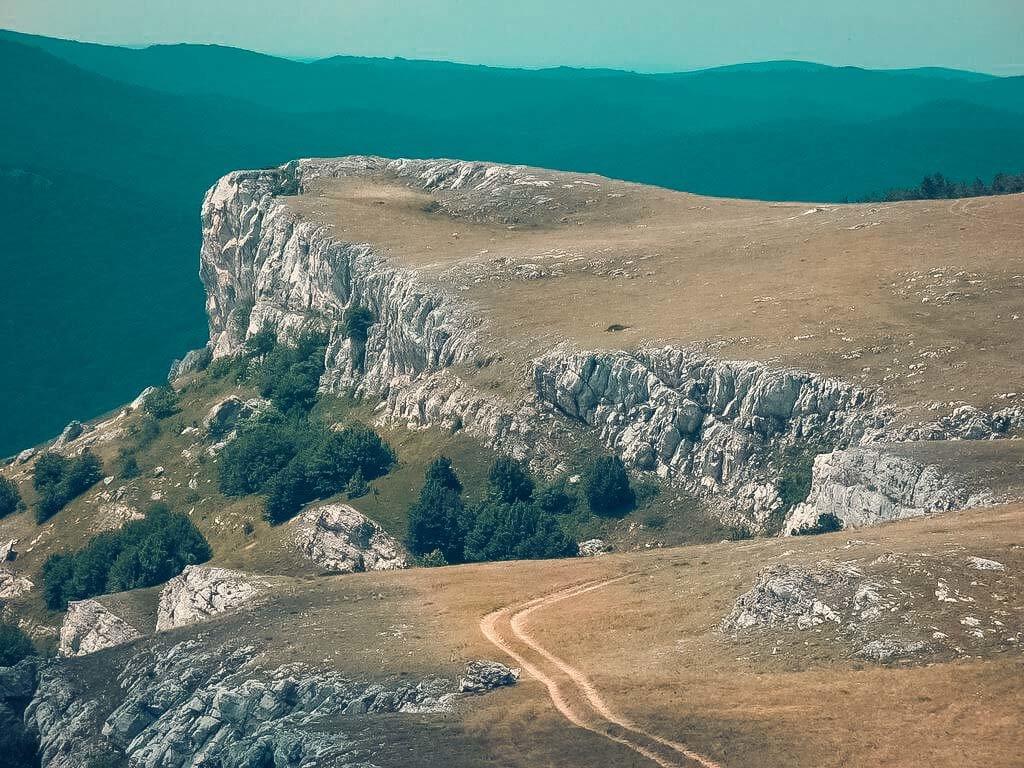 крым горы маршруты