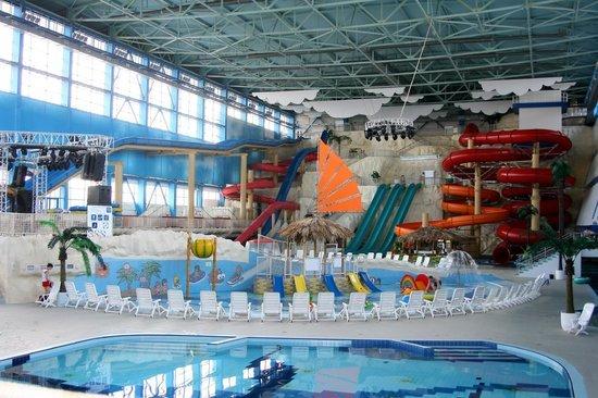 Аквапарк Екатеринбурга