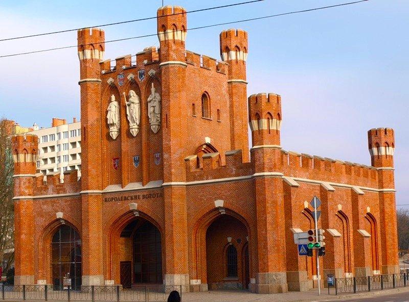 Калининград красивые места и достопримечательности