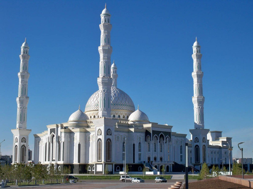 Мечеть «Хазрет Султан»