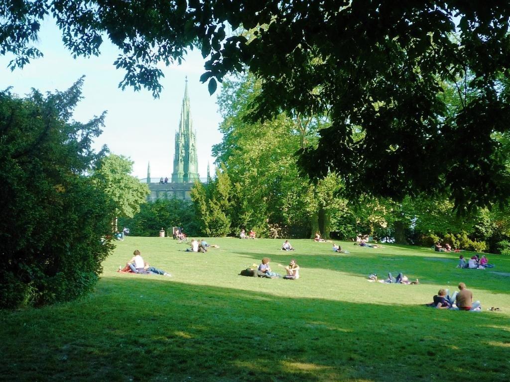 Viktoriapark Берлин