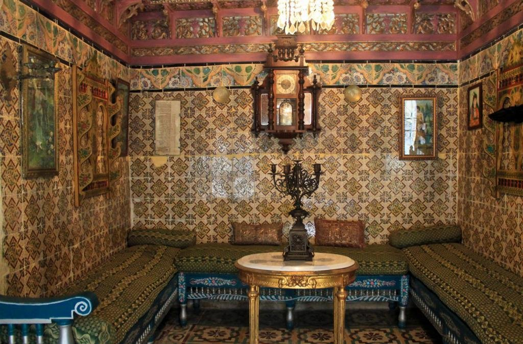 Частный музей Дар-Эссид