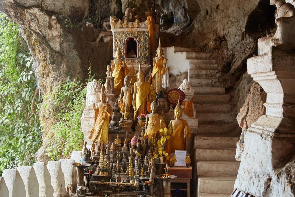 Пещера Пак Оу